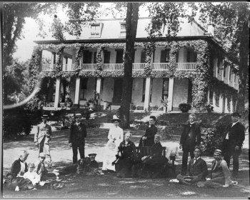 Baldwin Reynolds Mansion on Terrace St