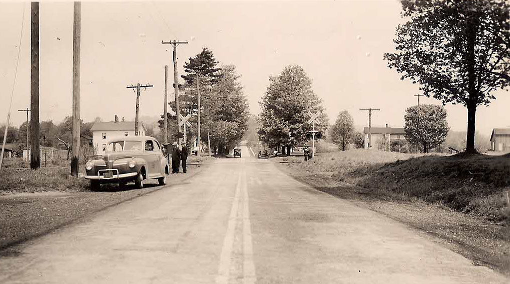 Centerville in the 1930s
