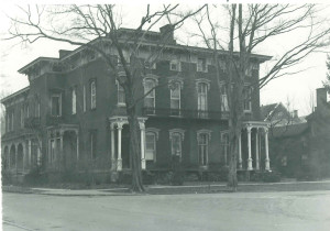 The Tarr Mansion