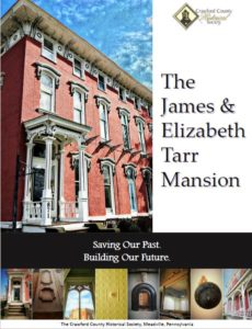 Learn about the plan for the Tarr Mansion