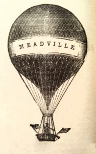Samuel Thurston Meadville Balloon