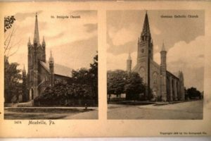 Catholic Churches in Meadville