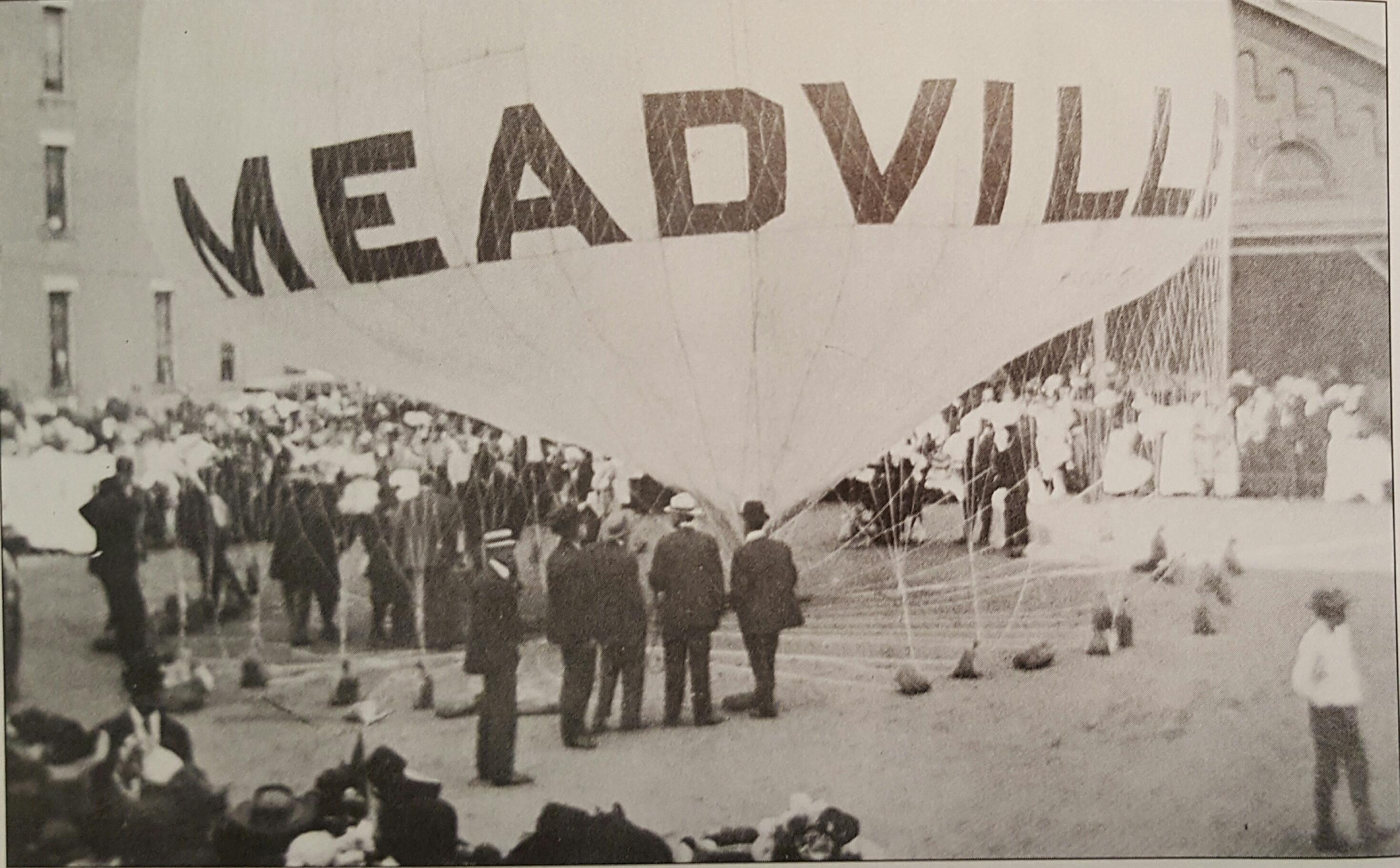 Meadville Alic Thurston Balloonist