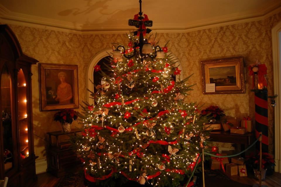 Baldwin Reynolds House Trees Of Christmas 2020 Christmas Around the World at the Baldwin Reynolds House